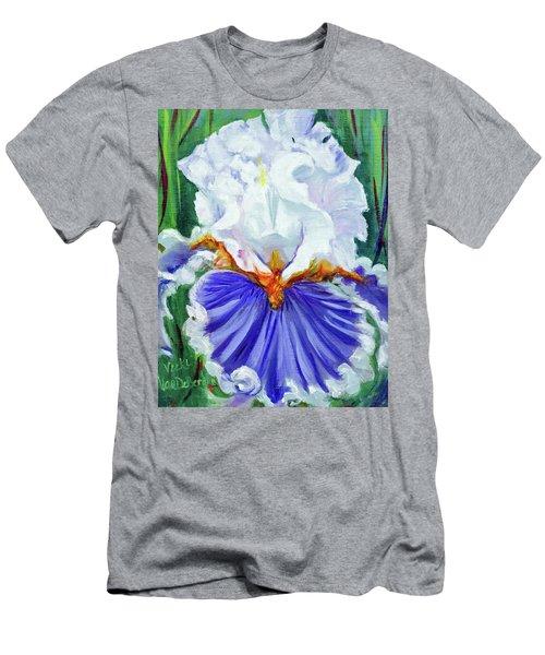 Iris Wisdom Men's T-Shirt (Slim Fit)