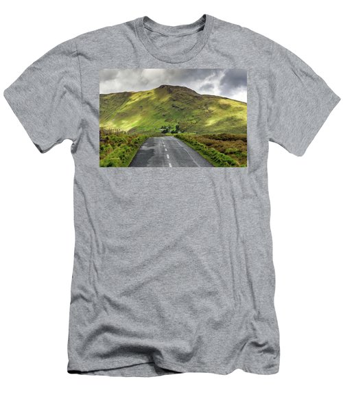 Irish Highway Men's T-Shirt (Athletic Fit)