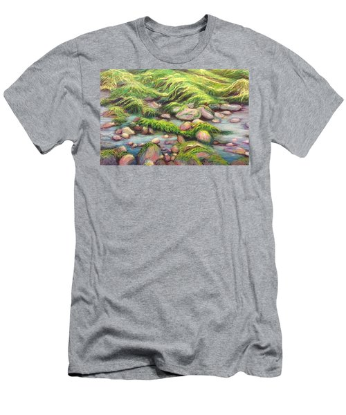 Irish Seas Men's T-Shirt (Athletic Fit)
