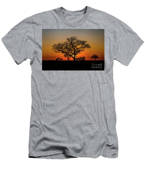 Isimangaliso Wetland Park Men's T-Shirt (Athletic Fit)
