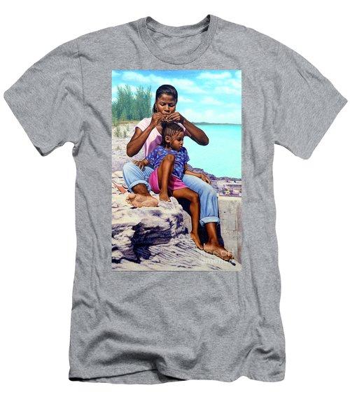 Island Girls II Men's T-Shirt (Athletic Fit)