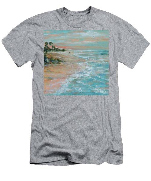 Island Romance Men's T-Shirt (Athletic Fit)