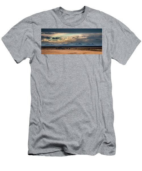 Islands In The Sky Men's T-Shirt (Athletic Fit)