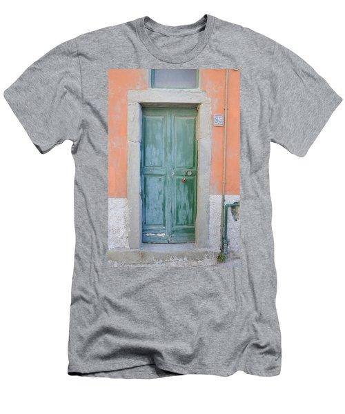 Italy - Door Five Men's T-Shirt (Athletic Fit)