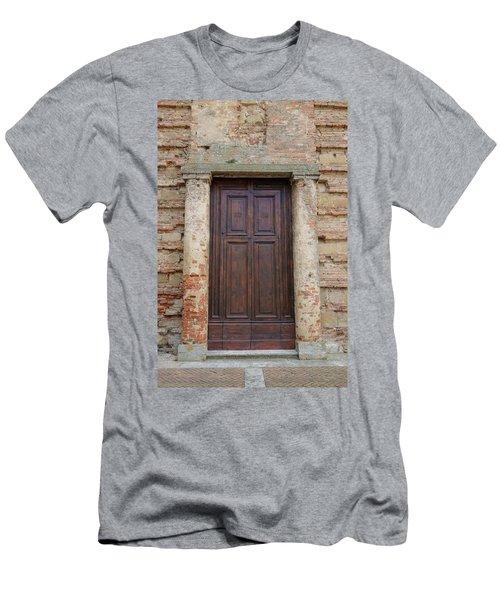 Italy - Door Nineteen Men's T-Shirt (Athletic Fit)