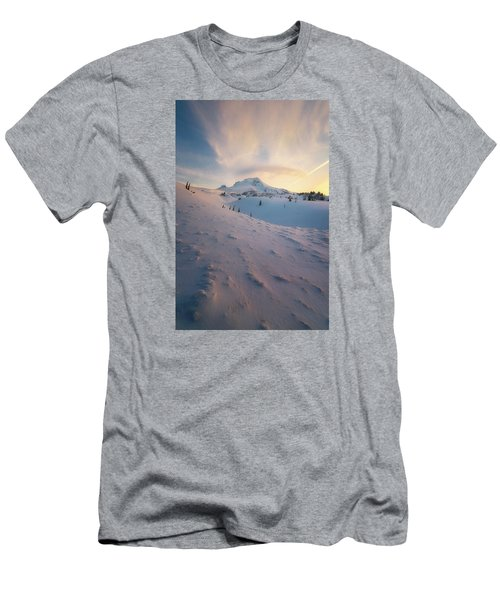 It's Not Spring Yet Men's T-Shirt (Slim Fit) by Ryan Manuel