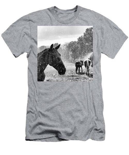 It's Raining Men's T-Shirt (Athletic Fit)