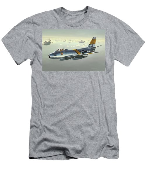 Jabby Jabara Men's T-Shirt (Athletic Fit)
