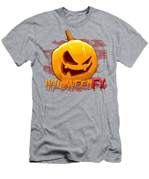 Jack O Lanterns Men's T-Shirt (Athletic Fit)