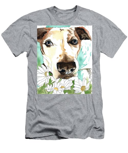 Gracie Jack Russell Men's T-Shirt (Athletic Fit)