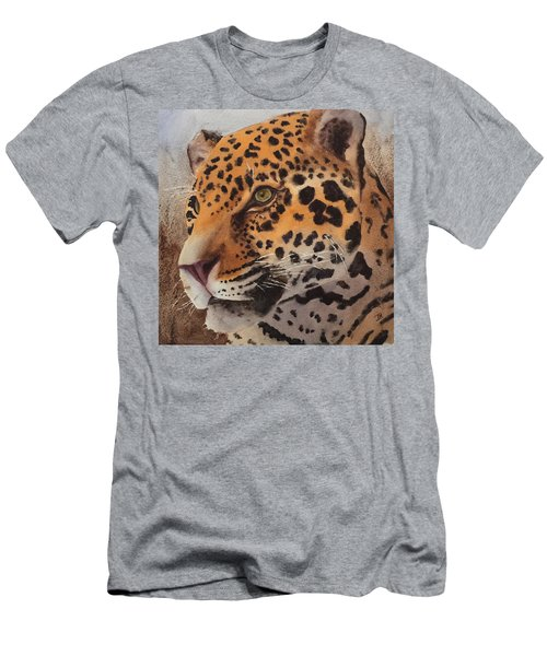 Jaguar Men's T-Shirt (Slim Fit)