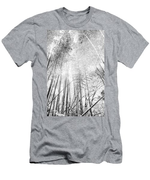 Japan Landscapes Men's T-Shirt (Athletic Fit)