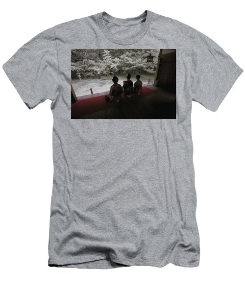 Japan's New Generation Men's T-Shirt (Athletic Fit)