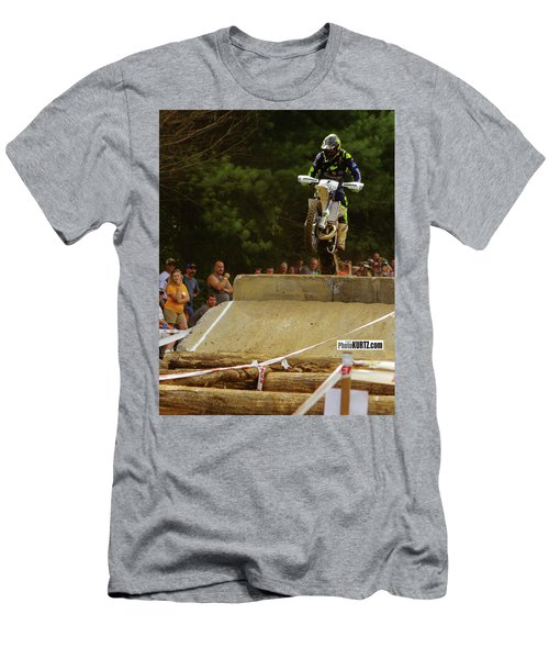 Jarvis Maintains 2nd Place Men's T-Shirt (Athletic Fit)