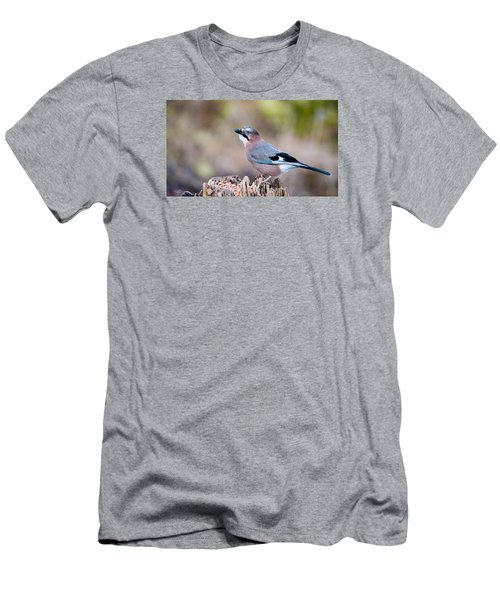 Jay In Profile Men's T-Shirt (Athletic Fit)