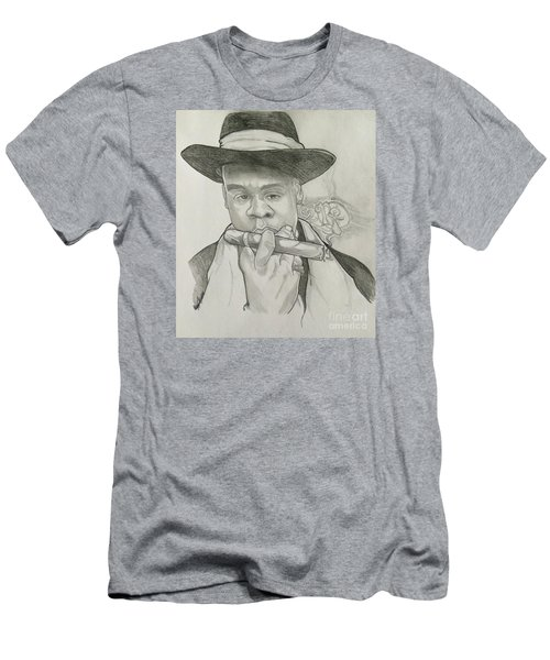 Jay-z Reasonable Doubt 20th Men's T-Shirt (Slim Fit) by Gregory Taylor