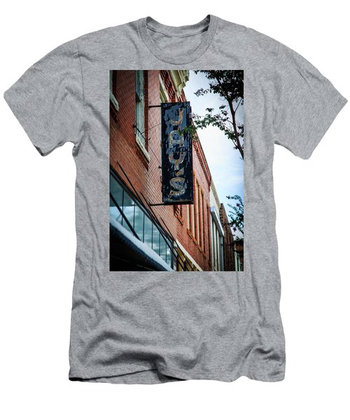 Jay's Sign Men's T-Shirt (Athletic Fit)