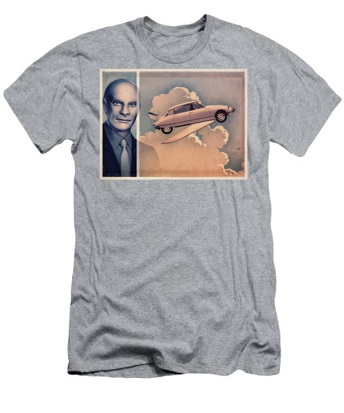 Jean Marais / Fantomas 1964 Men's T-Shirt (Athletic Fit)