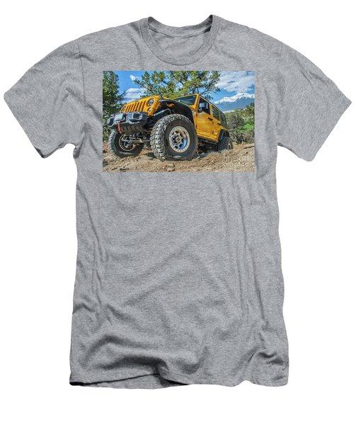 Jeep Life Men's T-Shirt (Athletic Fit)