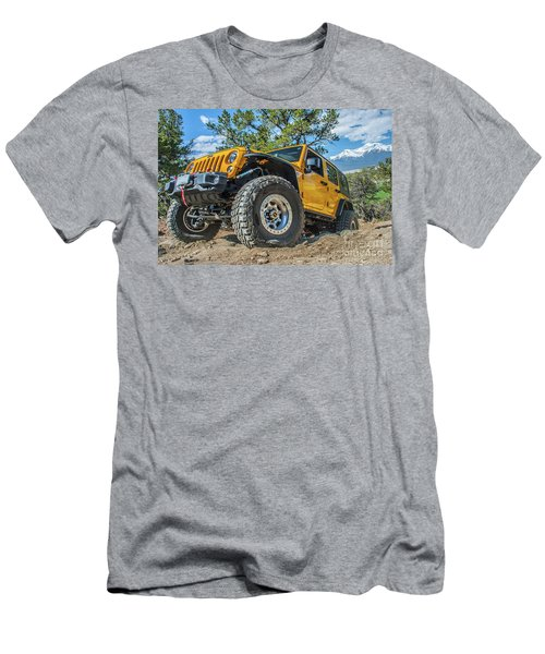 Jeep Life Men's T-Shirt (Athletic Fit)