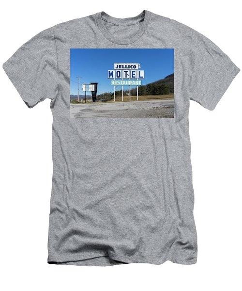 Jellico Motel Men's T-Shirt (Athletic Fit)