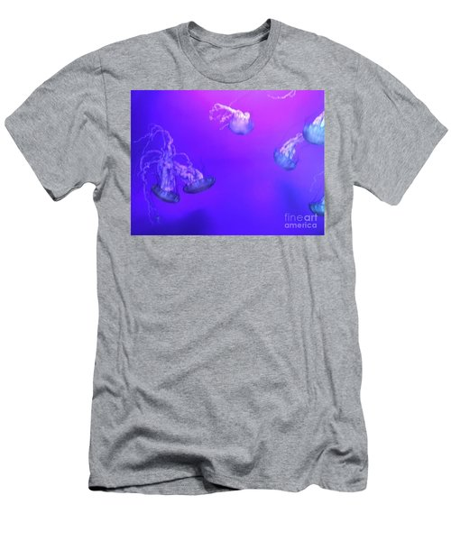 Jellyfish 1 Men's T-Shirt (Athletic Fit)