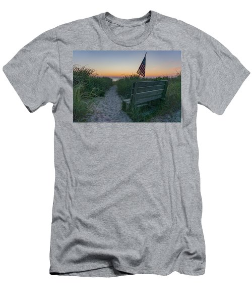 Jerry's Bench Men's T-Shirt (Athletic Fit)