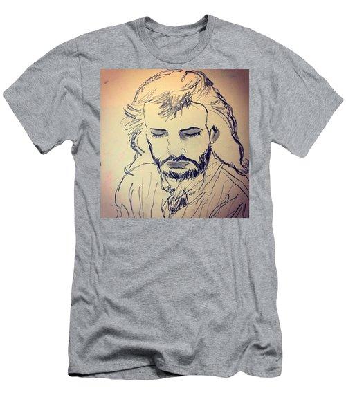 Jesus Life Men's T-Shirt (Athletic Fit)