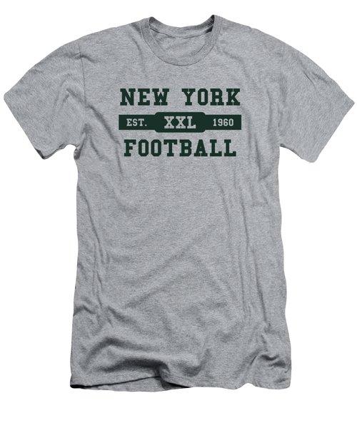 Jets Retro Shirt Men's T-Shirt (Athletic Fit)