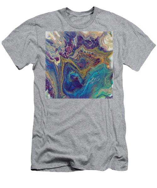 Jewel Case Men's T-Shirt (Athletic Fit)