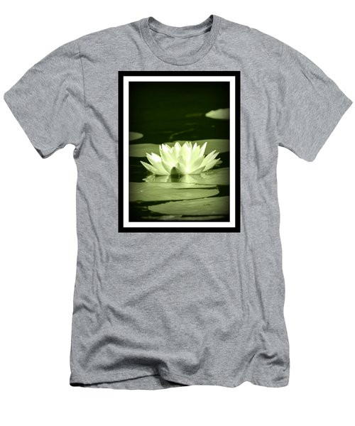 Jewel Of The Pond Men's T-Shirt (Athletic Fit)