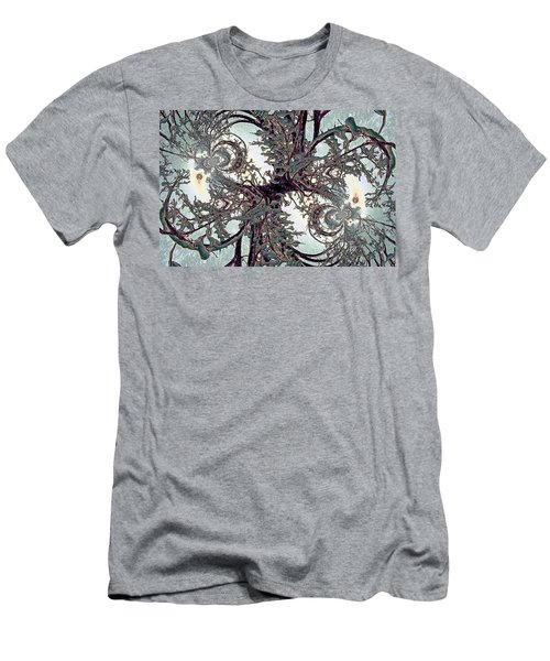 Jewel Tree Men's T-Shirt (Athletic Fit)