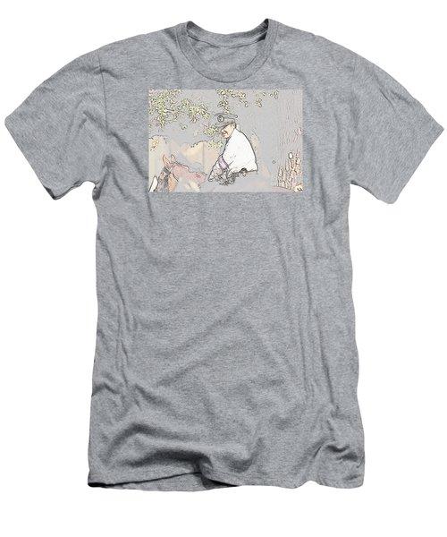 Jidai Matsuri Xx Men's T-Shirt (Slim Fit) by Cassandra Buckley