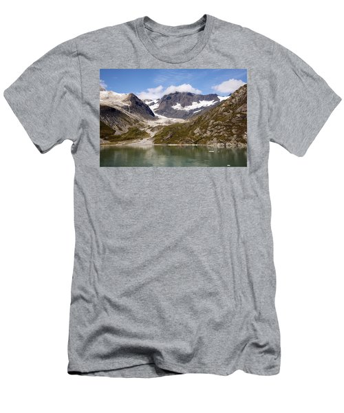John Hopkins Glacier 5 Men's T-Shirt (Athletic Fit)