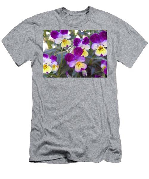 Johnny Jump-ups Men's T-Shirt (Athletic Fit)