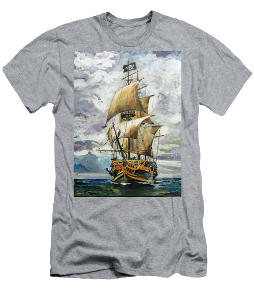 Jolly Roger Men's T-Shirt (Athletic Fit)