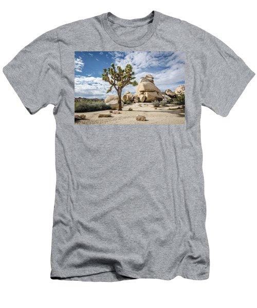 Joshua Tree No.2 Men's T-Shirt (Athletic Fit)