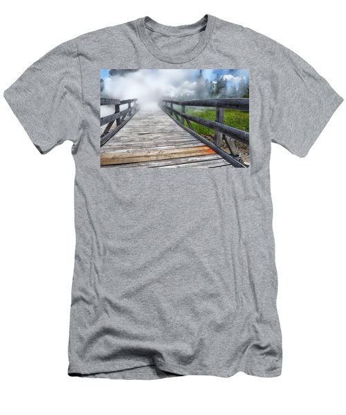 Journey Into The Unknown Men's T-Shirt (Athletic Fit)