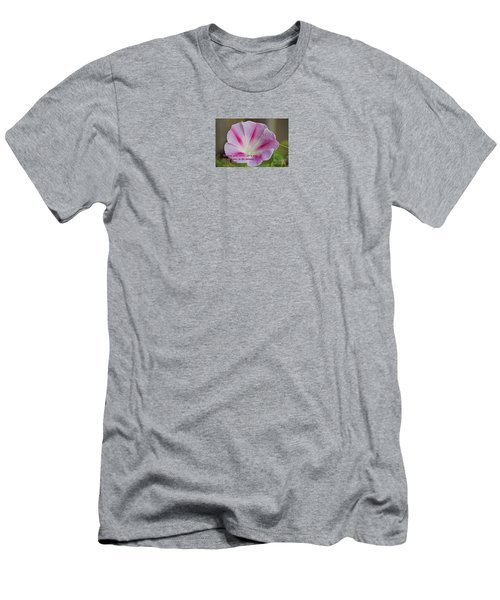 Joy Comes In The Morning Men's T-Shirt (Athletic Fit)