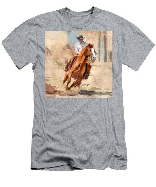 Joy Ride Men's T-Shirt (Slim Fit) by Greg Collins
