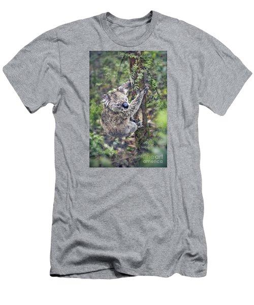 Joyous Hangover Men's T-Shirt (Athletic Fit)