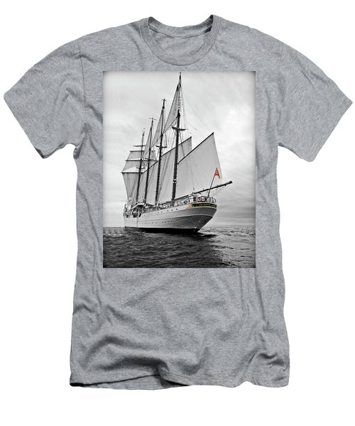 Juan Sebastian De Elcano In Its World Wild Travel Men's T-Shirt (Athletic Fit)