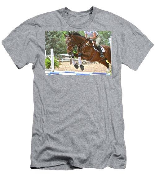 Jumper Men's T-Shirt (Athletic Fit)