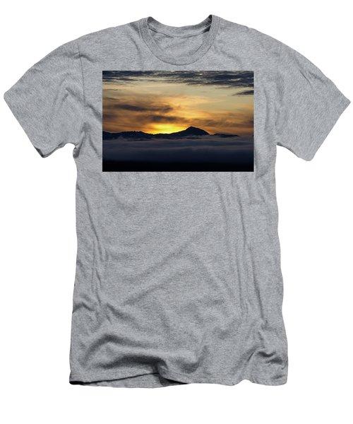 Juneau Morning Men's T-Shirt (Athletic Fit)