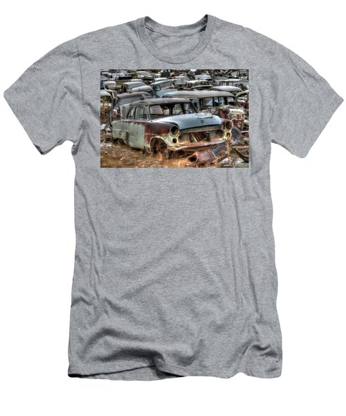 Junkyard Dog Men's T-Shirt (Athletic Fit)