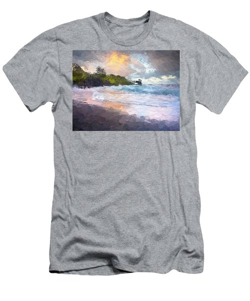 Just Before Sunrise Men's T-Shirt (Slim Fit) by Anthony Fishburne