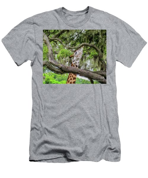 Just Minding My Own Business Men's T-Shirt (Athletic Fit)