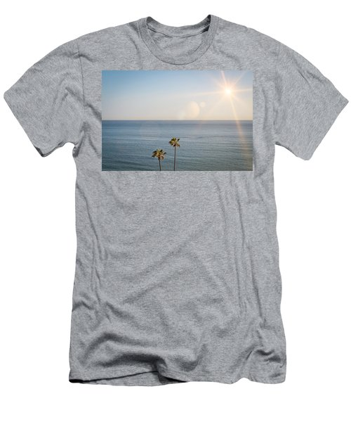 Just The Two Of Us Men's T-Shirt (Athletic Fit)