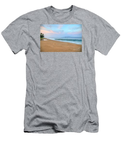 Ka'anapali Delight  Men's T-Shirt (Slim Fit) by Kelly Wade