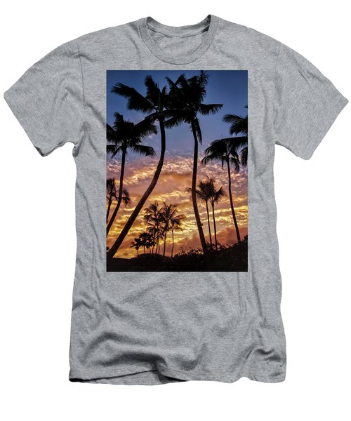 Kalapki Sunset Men's T-Shirt (Athletic Fit)